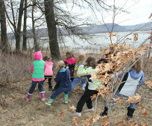Girl Scouts Remove Invasives | by U.S. Fish and Wildlife Service - Midwest Region