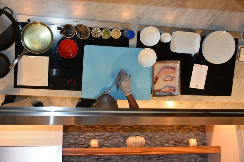 03-27-18  Photos Ritz Cooking Studio Lionfish  11