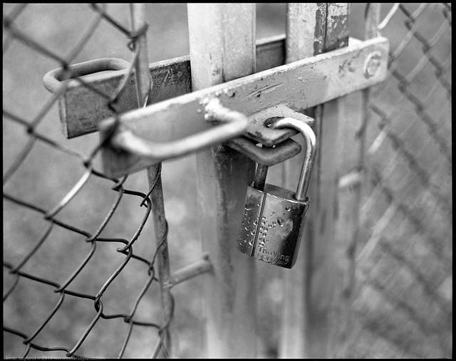I always keep my bokeh under lock and key...