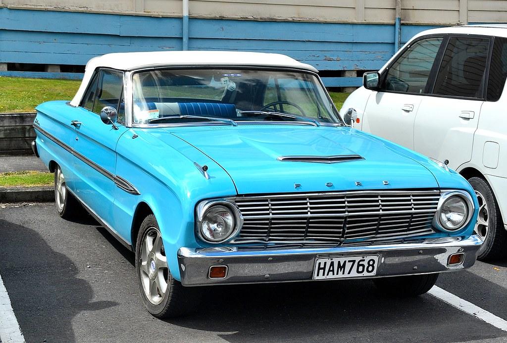 1963 Ford Falcon Future Convertible | Waihi,New Zealand | GPS 56