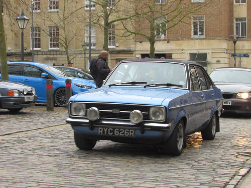 Ford Escort 1300 Ghia RYC626R | by Andrew 2.8i