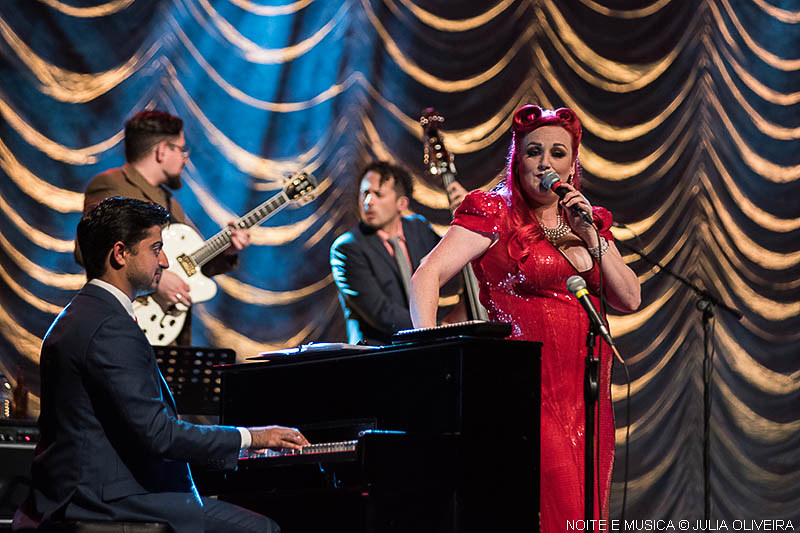 Scott Bradlee's Postmodern Jukebox - Coliseu do Porto '18