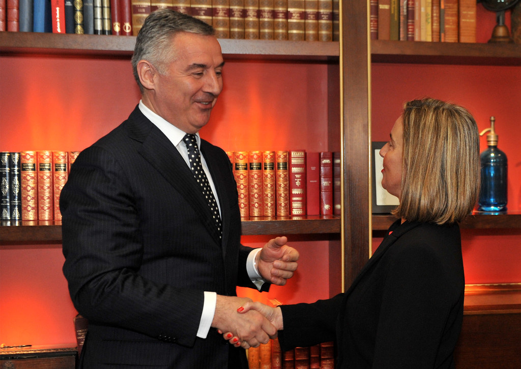 Participation of Federica Mogherini, Vice-President of the