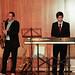 Christoph HOT! Heiß Saxofon & Felix Heiß Piano