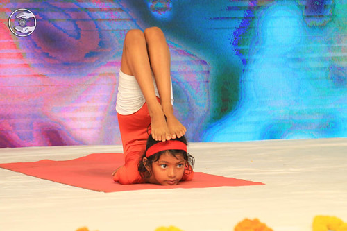 Yoga by Sewa Dal Volunteers