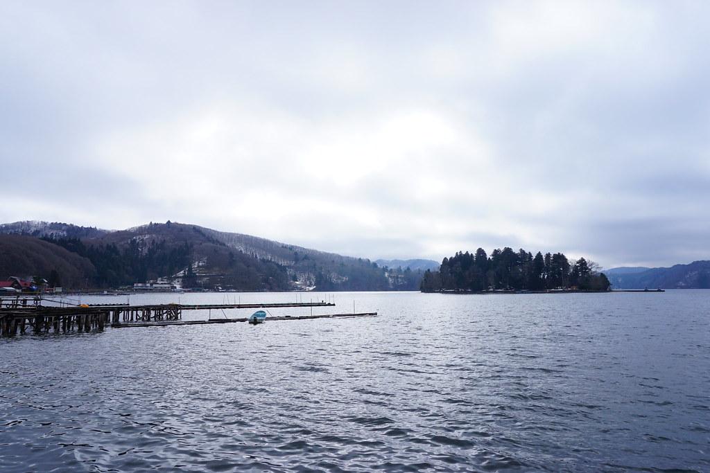 野尻湖遠景