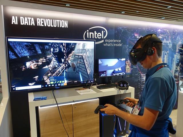 Intel's AI Revolution in the Oasis