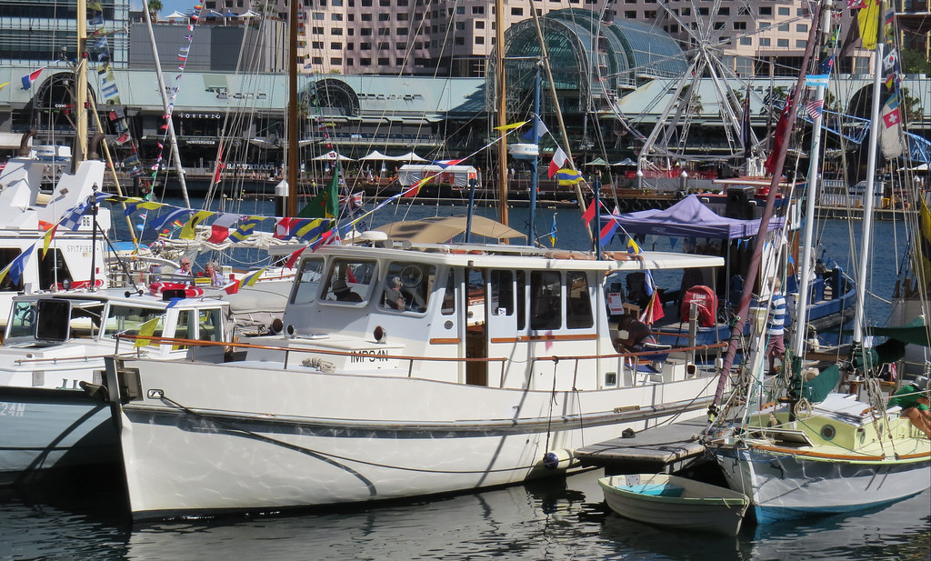 Img5146 Sydney Classic And Wooden Boat Festival 2018 Flickr