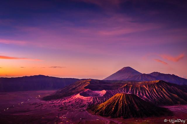 Gunung Bromo, Indonesia ~ EXPLORED #452 (28-Apr-2018)