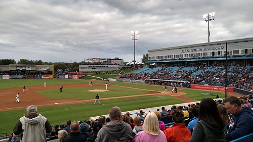 Plainfield Charter Township, Michigan - West Michigan Whitecaps | by Darrell Harden