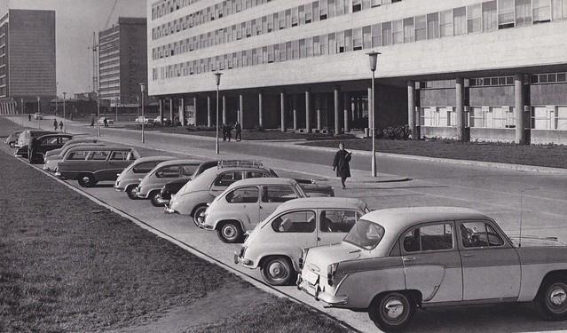 Postcard Zagreb Croatie Hrvatska 1965