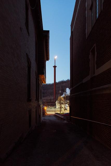 Alley Torch