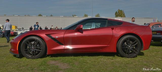 2016 Chevrolet Corvette Stingray coupé