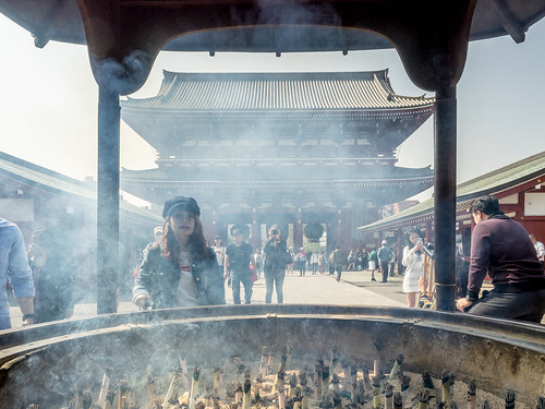 Sensoji Temple - From the Pyre | by ajay_suresh