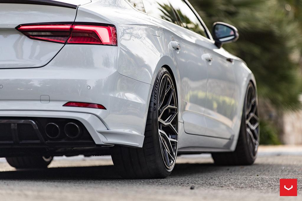 Audi S5 Sportback Vossen Hybrid Forged Hf 2 Wheels Bru Flickr