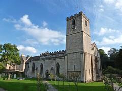 Bibury, Gloucestershire - St Mary's Church