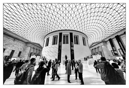 British Museum square _ 2