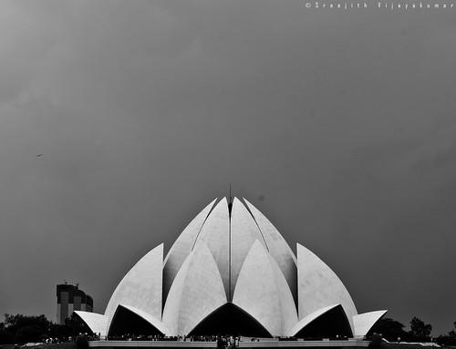 Lotus temple. Delhi | by Sreejith Vijayakumar