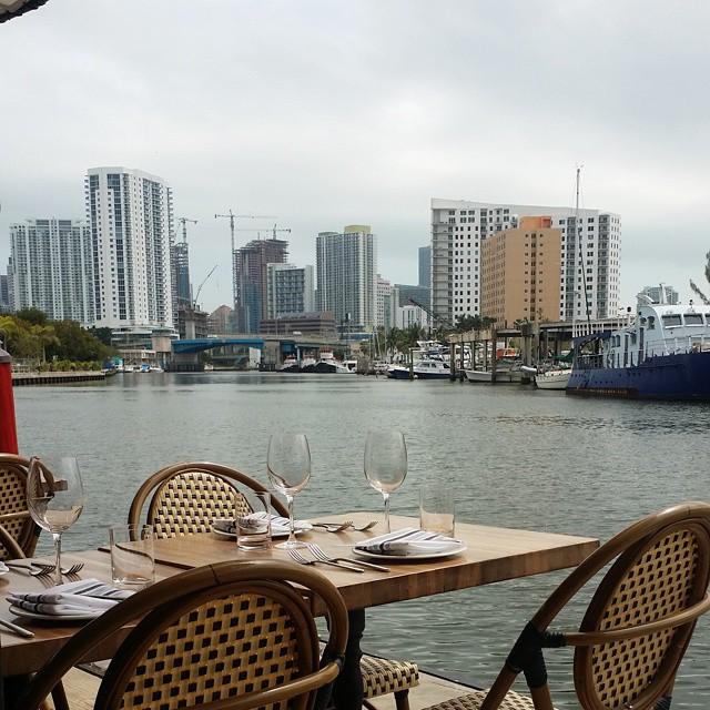 #seasaltnpepper #Seaspice #Meeting #with #Brayn  #EmmanuelMolin #Miami #Aventura #florida #Miamiriver #downtown #Downmia #Downmiami