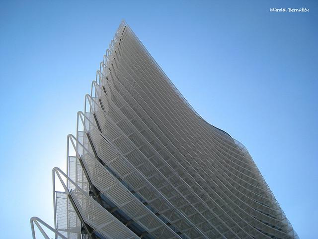 Spain - Zaragoza - Torre del Agua