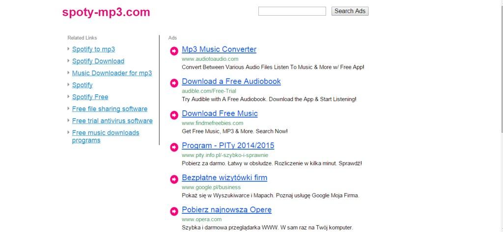 Spoty-mp3 com | telechargement de musique spotify en ligne