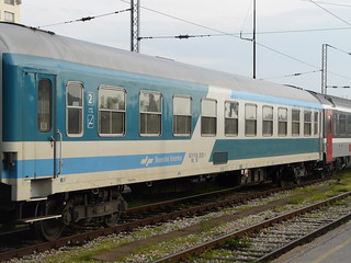 Slovenske železnice - Bl Car (18.04.2010)
