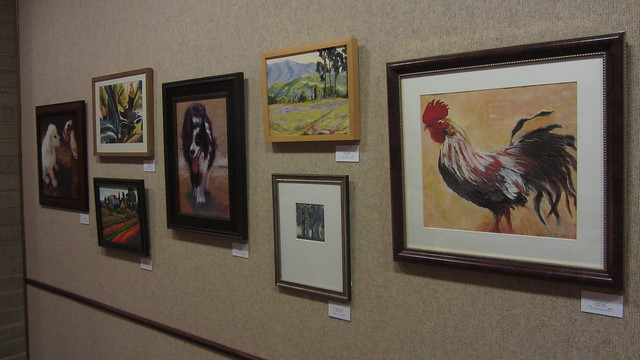 IMG_0636 Goleta Valley library SCAPE Farm to Wall show art