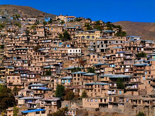 A Stepped Village - Kang, Razavi Khorasan Province, Iran (25.10.2012)