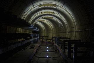Titan 1 Missile Complex - tunnels | by .freeside.
