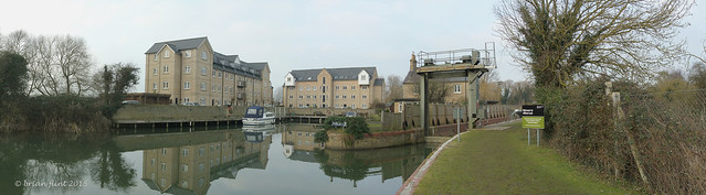 The Mill by the lock