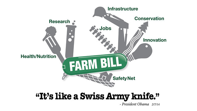 Farm Bill Swiss Army Knife