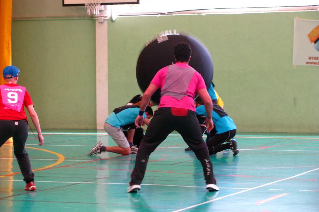 II Densukoa KIN-BALL OPEN. Galapagar (75)