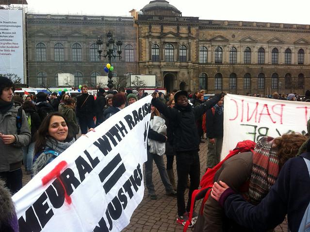 Pegida Demo Berlin