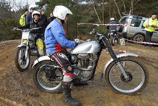 Talmag Trophy Trial (motorcycle), Hants, Jan 2015 | by roger.w800