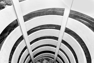 Concrete parking garage spiral - Singapore | by Phil Marion (177 million views - THANKS)