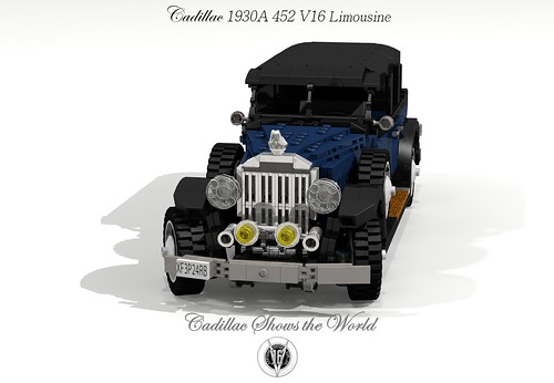 Cadillac 1930 452a V16 Fleetwood Limousine  Chassis 700280