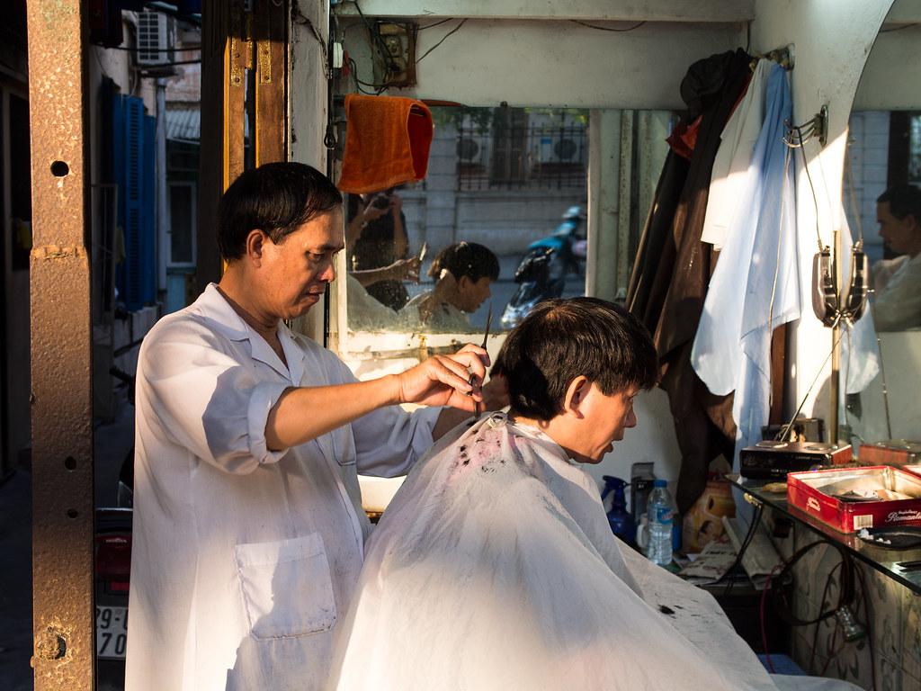 Barber sales tax calculator