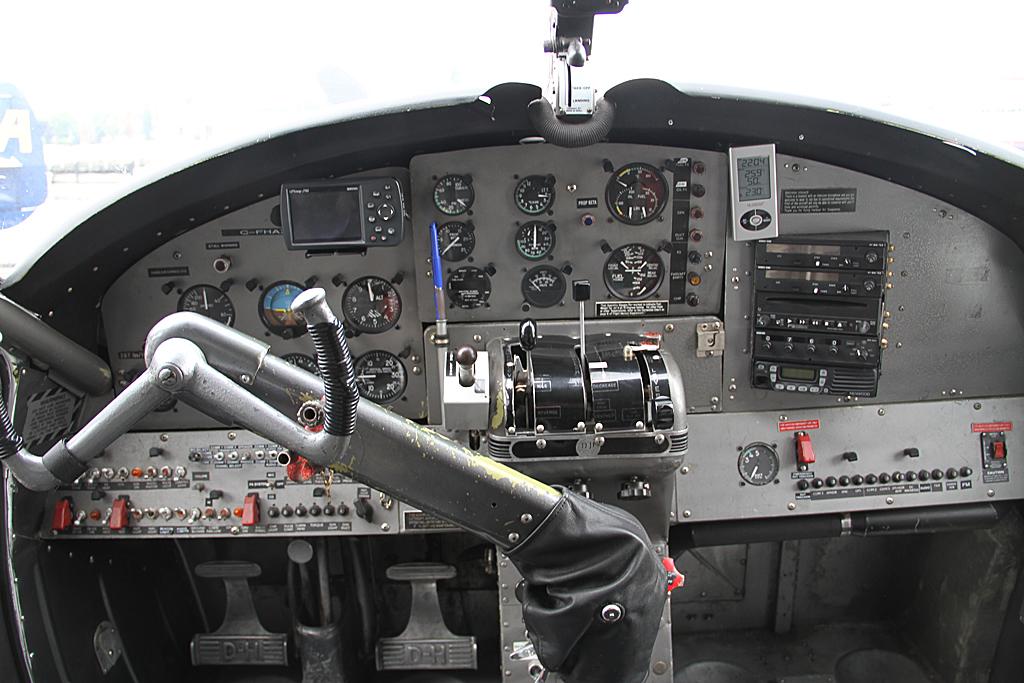 HarbourairDHC3-C-FHAX-34
