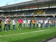Einweihung Stade de Suisse, 2005
