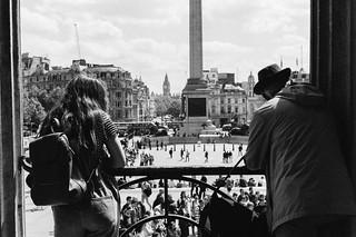 Trafalgar Square | by Mahler_seele