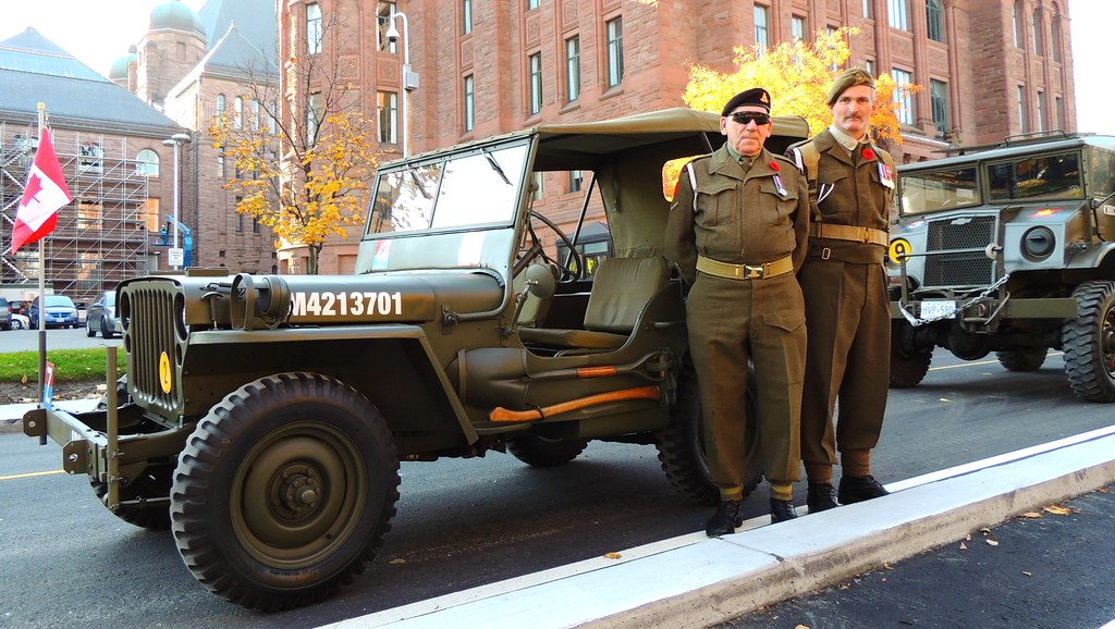 World War Two Vintage      1942 Ford Canadian Army / Milit…   Flickr