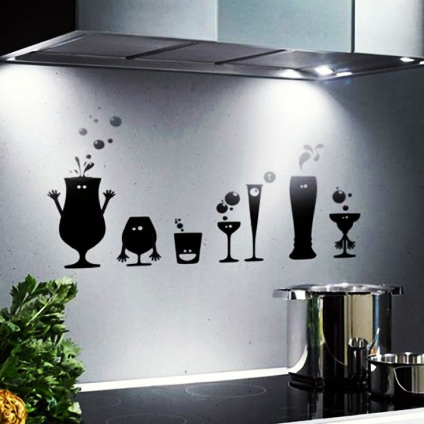 Modern Kitchen Wall Decor Http Www Ezyshine Com Ezys Flickr