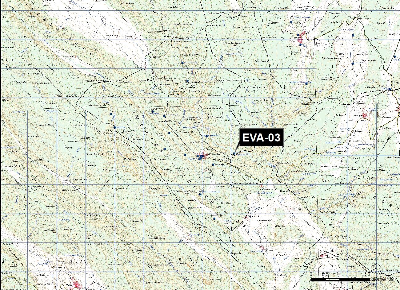EVA_03_M.V.LOZANO_OJOS DEL CABRIEL_MAP.TOPO 1