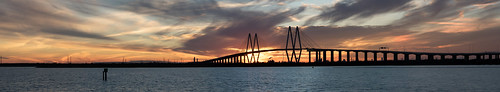 city usa night landscape lights texas tx houston 067 fredhartmanbridge thehaif 31662 baytownmarina 20150124