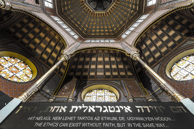 Rumbach Synagogue, Budapest