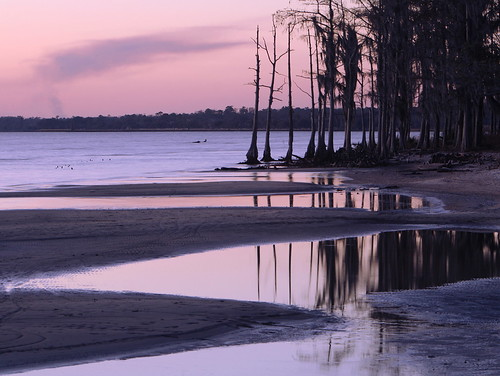 winter sunset lana beach water reflections catchycolors landscape louisiana cypress mandeville gramlich canoneos5d sttammanyparish fontainebleaustatepark lanagramlich feb192015