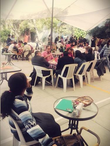 En el encuentro de Educación Alternativa de Puebla