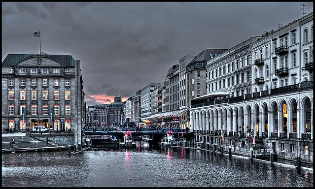 Impressions of Hamburg