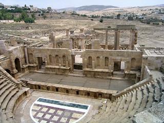 Jerash - جرش