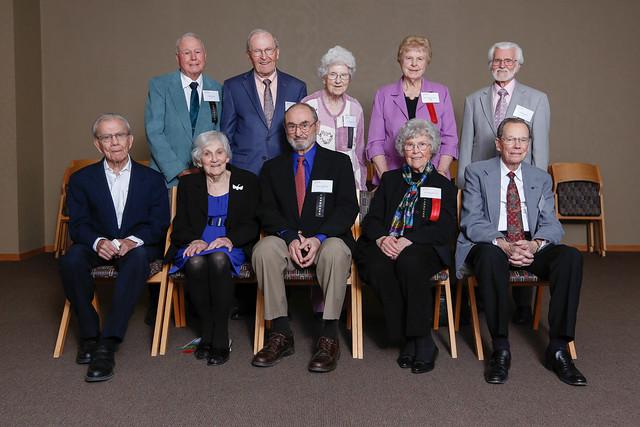 Alumni Reunion Group Shots 2014